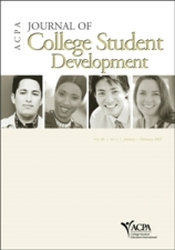 Image result for journal of college student development